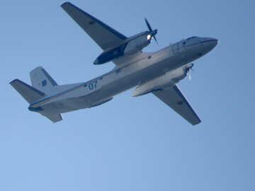 Antonov An-26 №34533