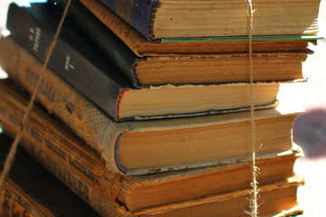 Alte Buch-clipart №34846