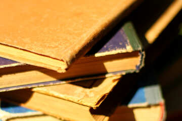 Background with books №34959