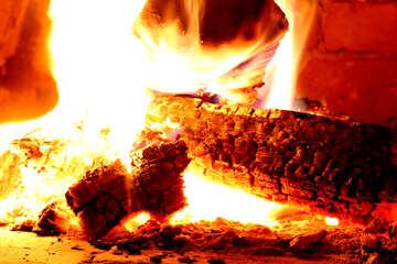 Fireplace №34431