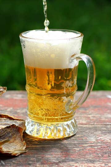 Beer mug №34499