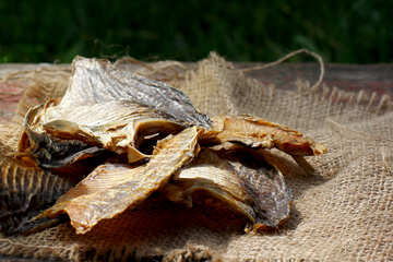 Dried fish №34475