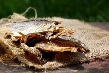 Dried fish №34493