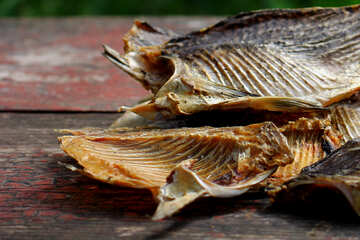 Dried salted fish №34510