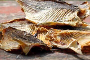 Smoked fish №34500