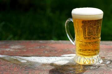 Natürliche Bier №34452