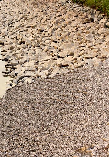 Fortalecimiento de las piedras de la costa №34033