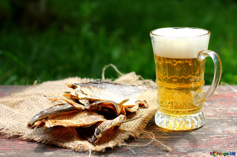 Background with beer №34496