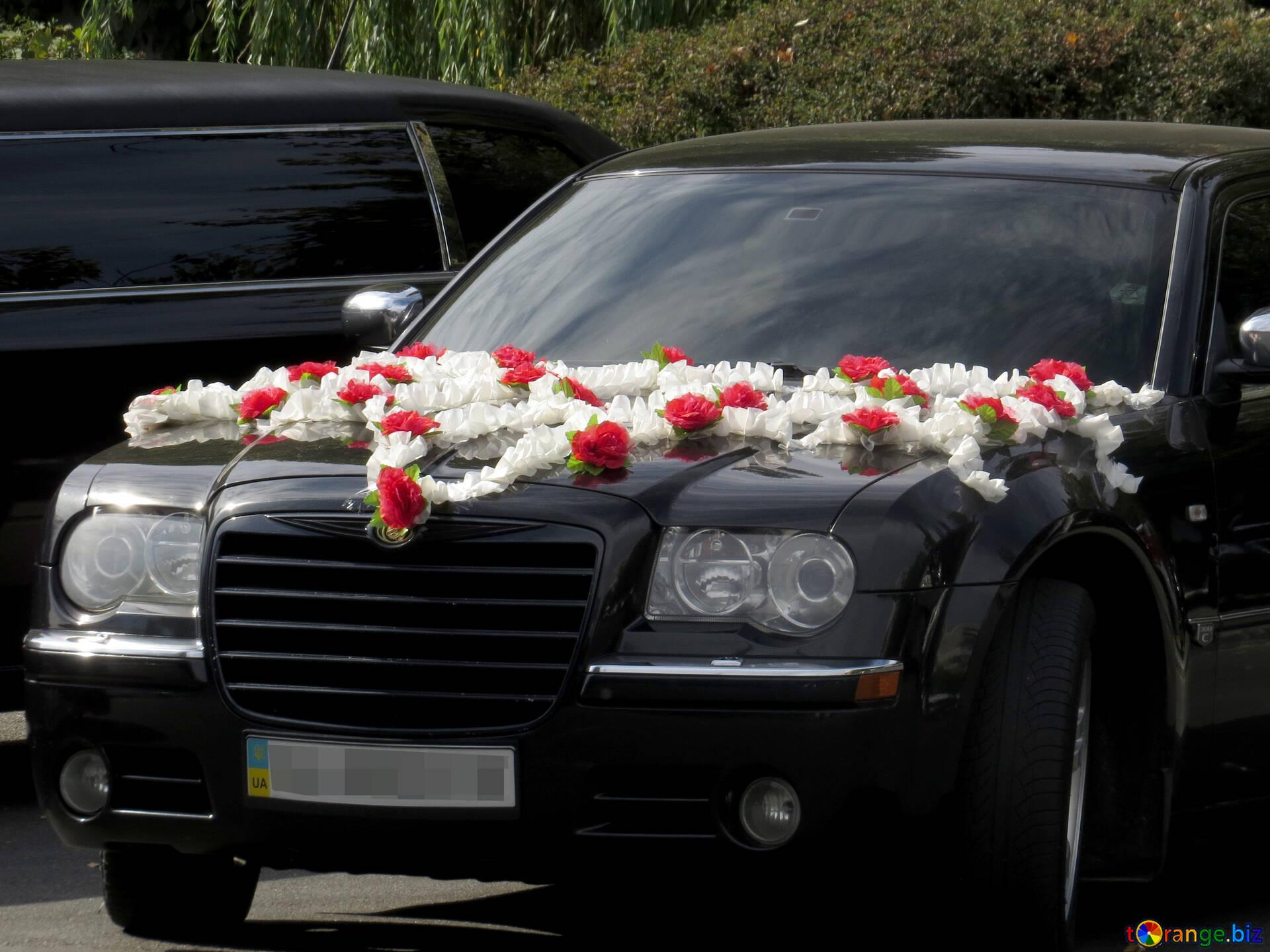 Wedding Decorations For Cars Wedding Car Tuning 35775