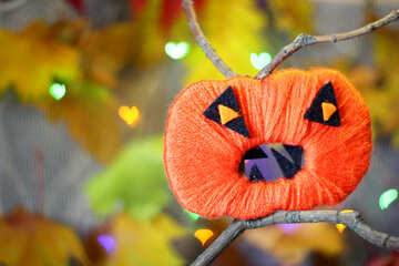 Background card for halloween №35498