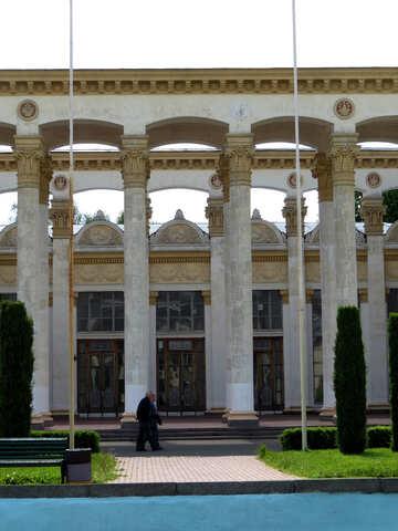 Colonnades. №35659