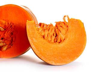Middle pumpkin №35609