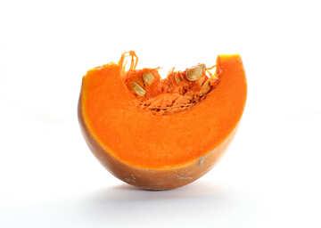 Piece of pumpkin №35613