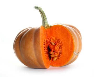 Vegetable pumpkin №35604