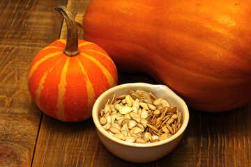 Pumpkin Seeds №35538