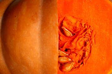 Inside the pumpkin №35606