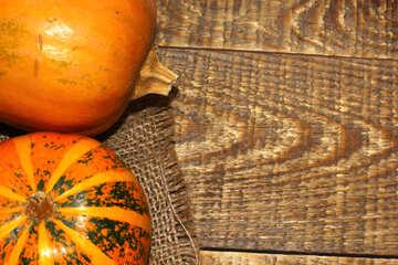 Pumpkin on the table №35170