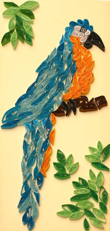 Idea for Quilling №35491