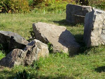 Large stones №35994