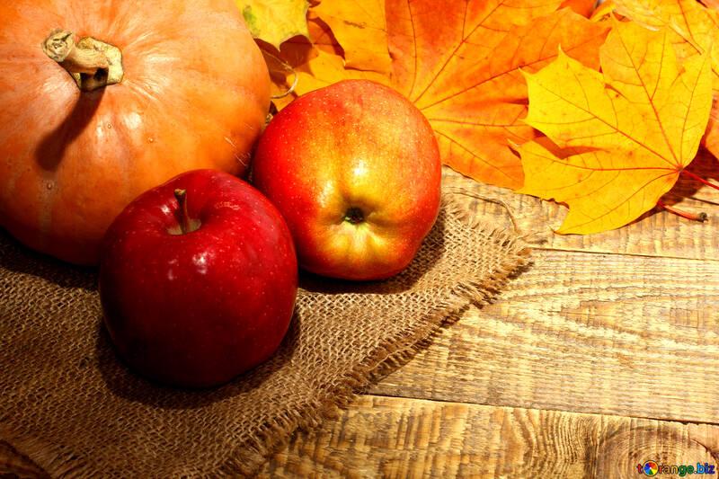 Autumn desktop №35156