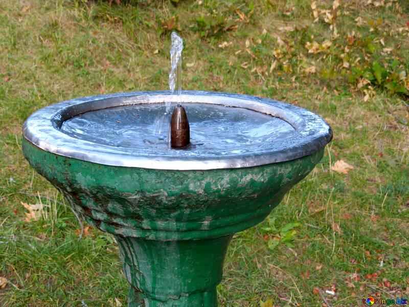 Fuente de agua potable №36000