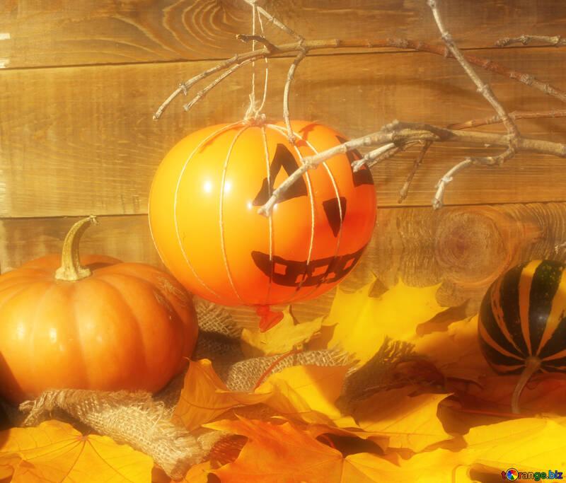 Halloween background №35405