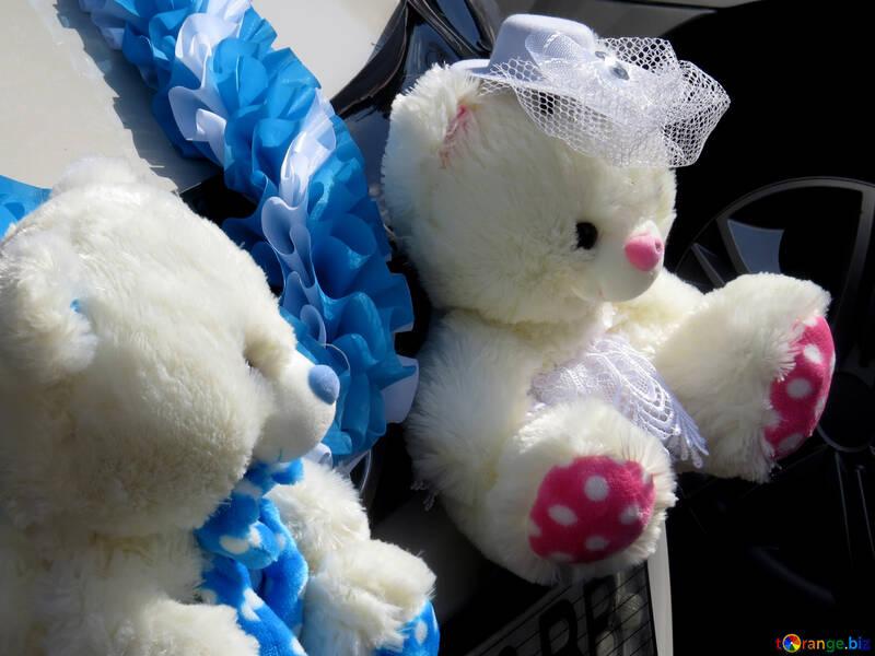 Wedding bears №35793