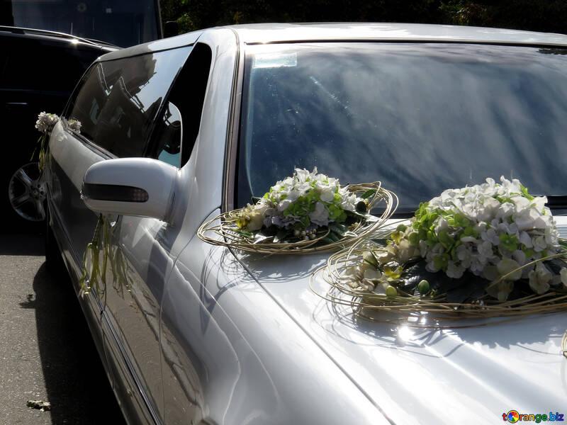 Wedding Decorations For Cars Wedding Car Tuning 35767