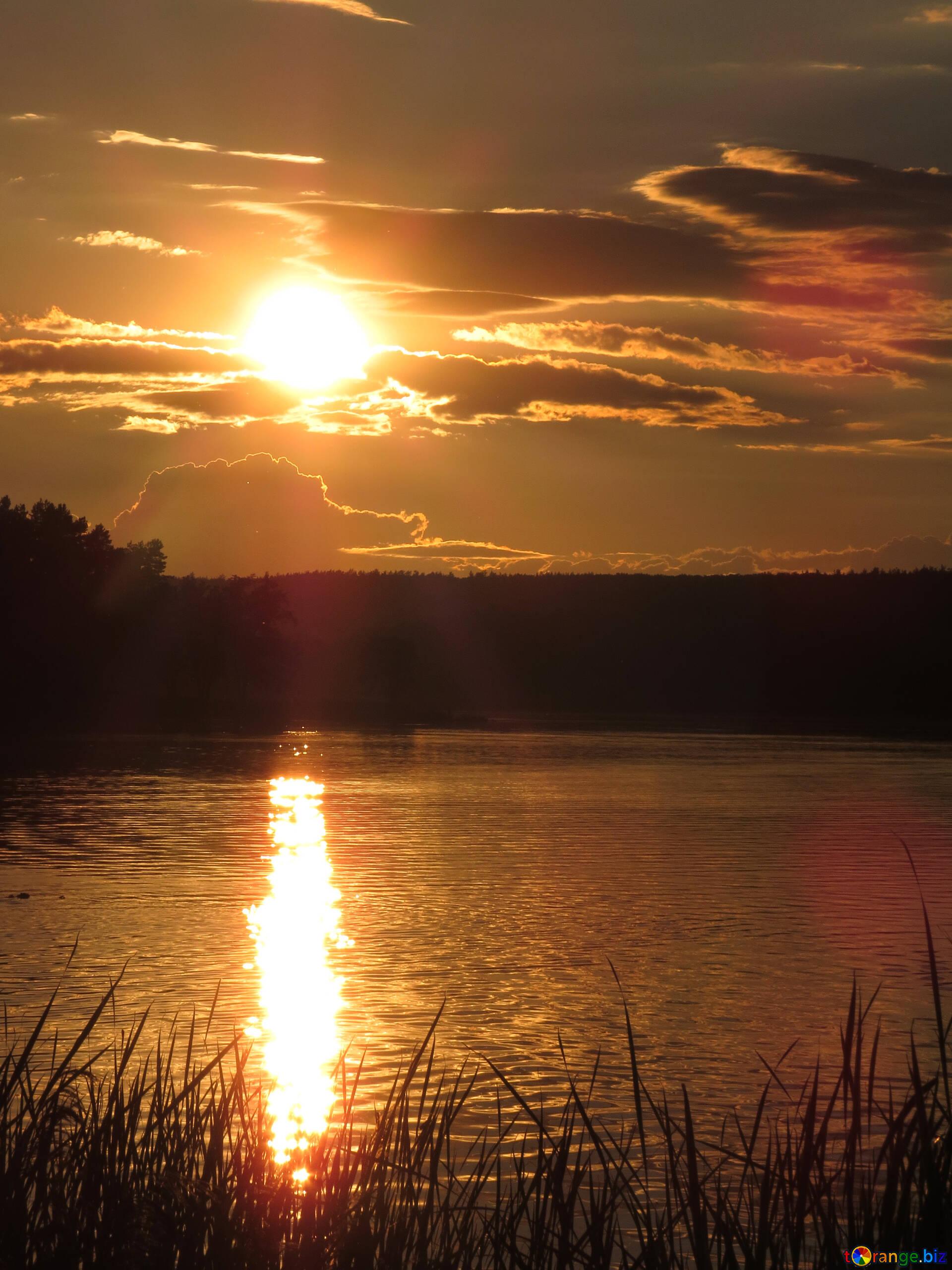 Картинки природа вечерний закат, днем
