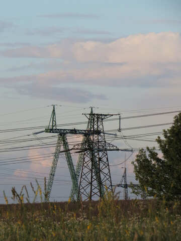 Sale of electricity №36712