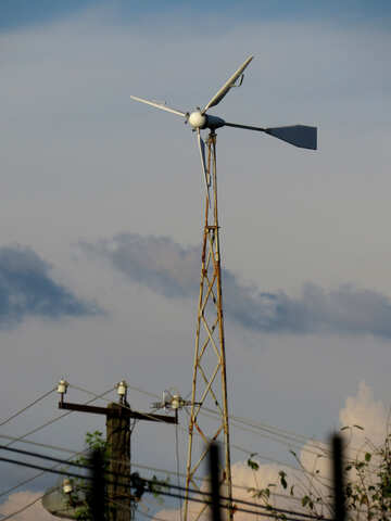 Electricity from wind №36445
