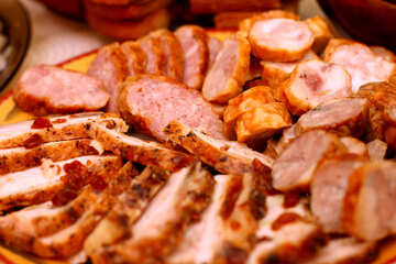 Farmer`s sausage №36297