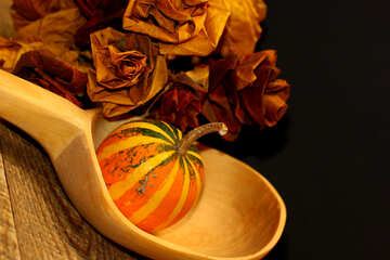 Autumn pumpkin №36018