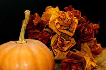 Осенний натюрморт  №36024