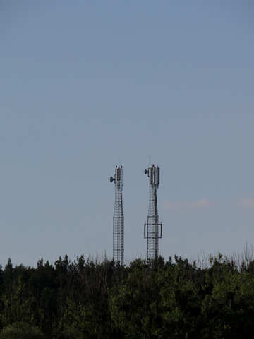 Mobile communication antennas №36453
