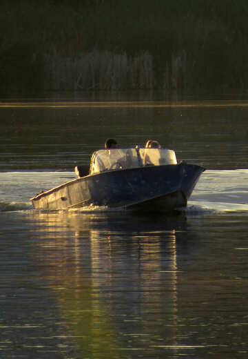 Barca motore №36421
