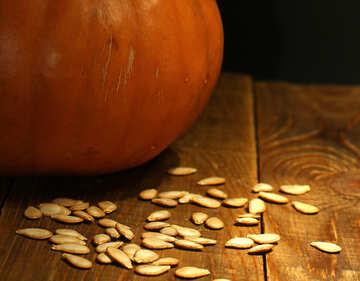 Pumpkin seeds №36046