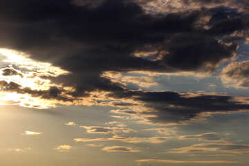 Bel cielo №36505