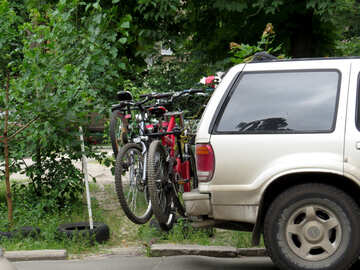 Bicycle tourism №36177