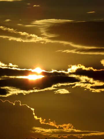 Puesta de sol №36401