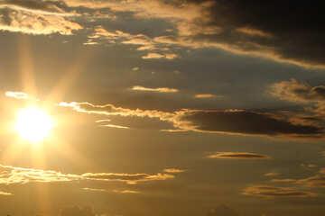 Il sole di sera №36502