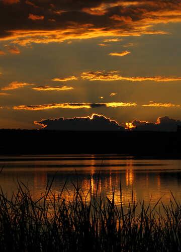 Lago hermoso №36478
