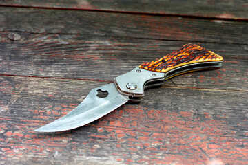 Hunting knife №36205