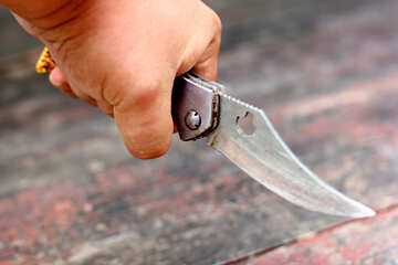 Stabbed №36202