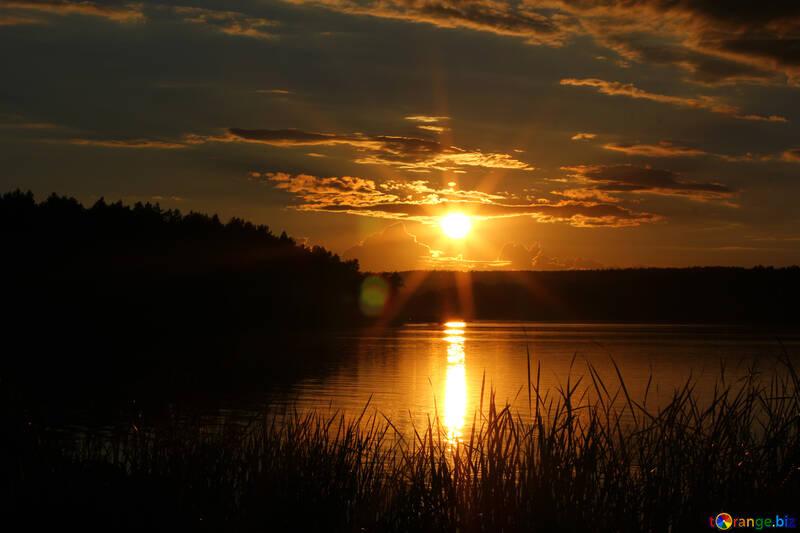 A beautiful evening №36486