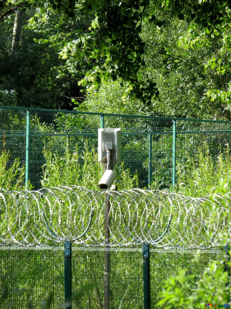 Videoüberwachung am geschützten Objekt №36758