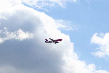 Aircraft in flight №37679