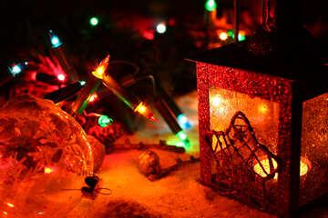 Christmas garland №37915
