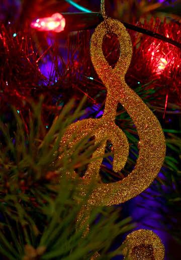 Music new year №37172