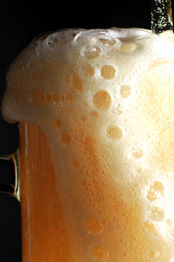 Beer foam are №37759